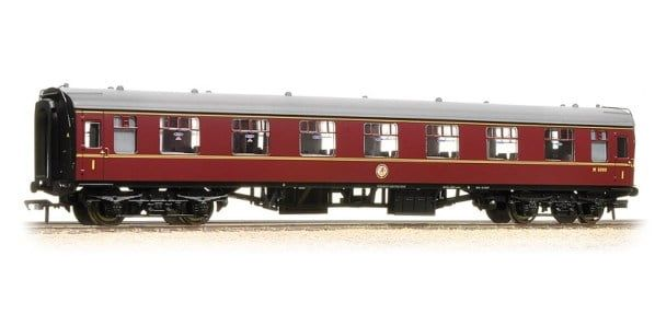 Branchline BR Mk1 FO First Open Maroon 39-241