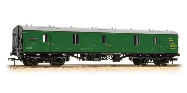 Branchline BR Mk1 GUV SR Green 39-273