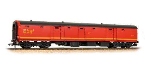 Branchline BR Mk1 TPO POT Stowage Van Royal Mail Letters Large Red 39-760