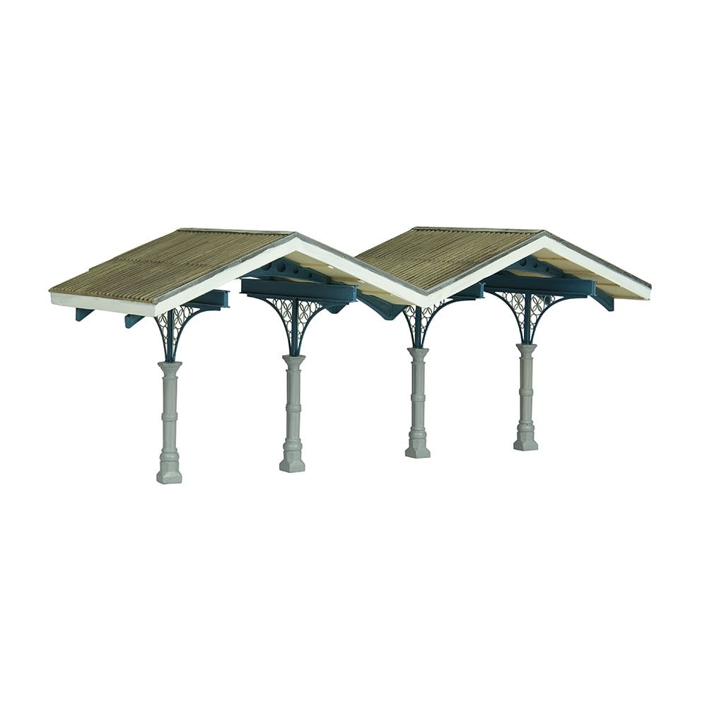 Branchline  March Station Canopy 44-0068