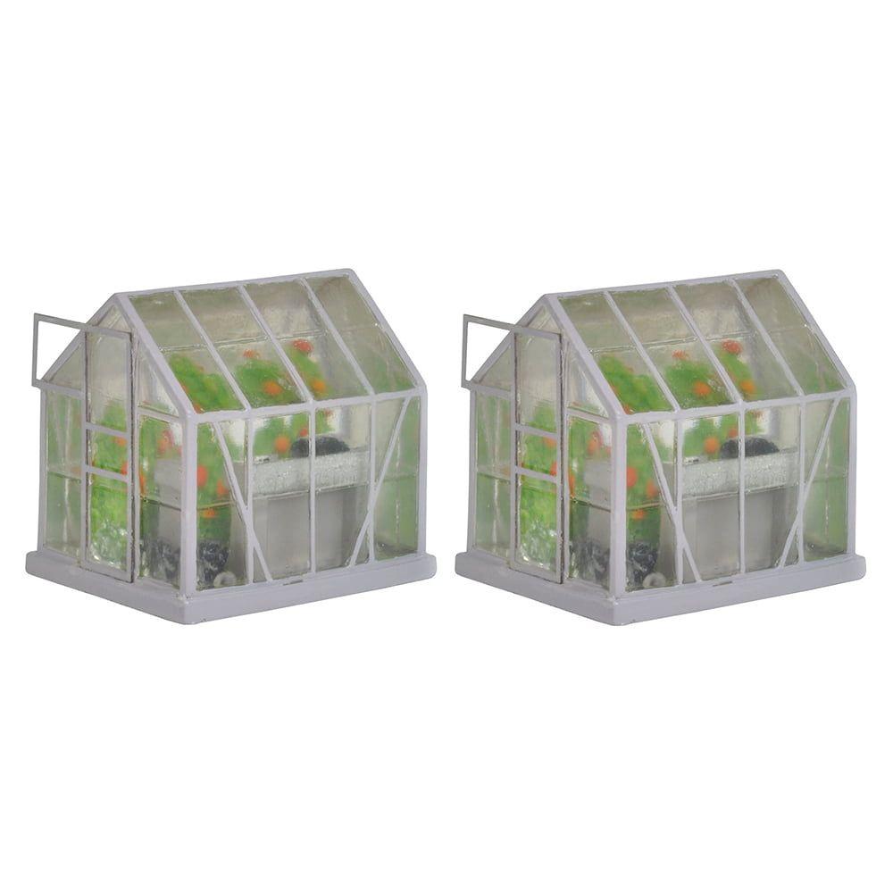 Branchline  Greenhouse (x2) 44-515