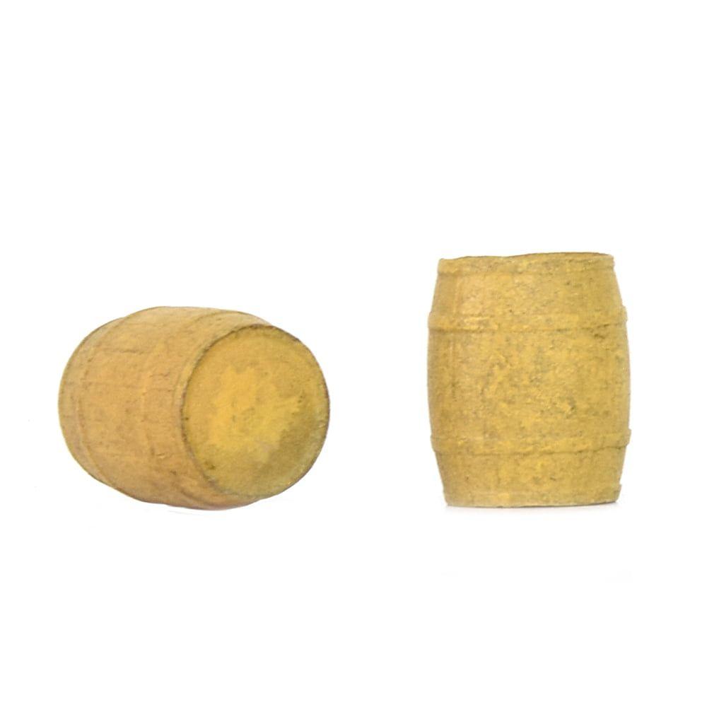 Branchline  Wooden Barrels (x10) 44-518