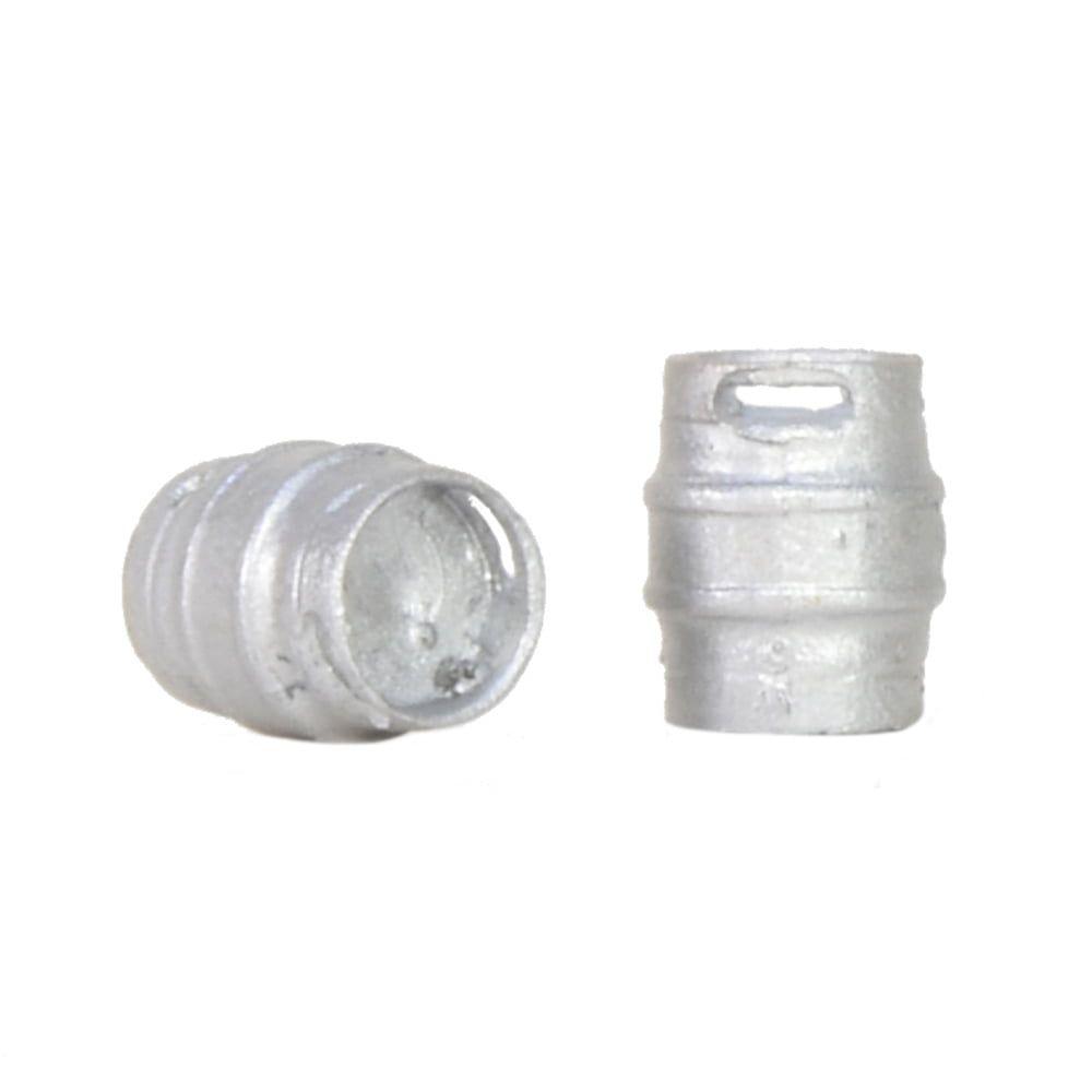 Branchline  Metal Beer Kegs (x10) 44-520