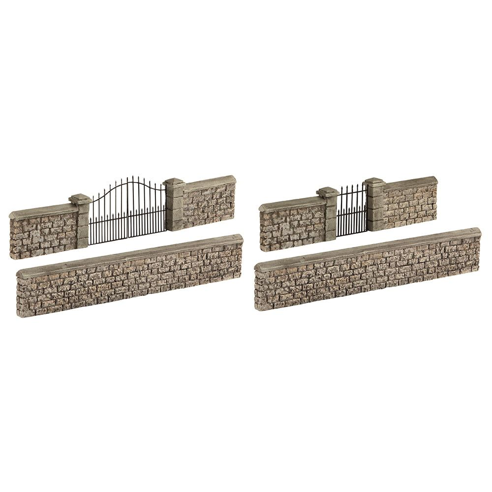 Branchline  Stone Walls and Gates 44-555
