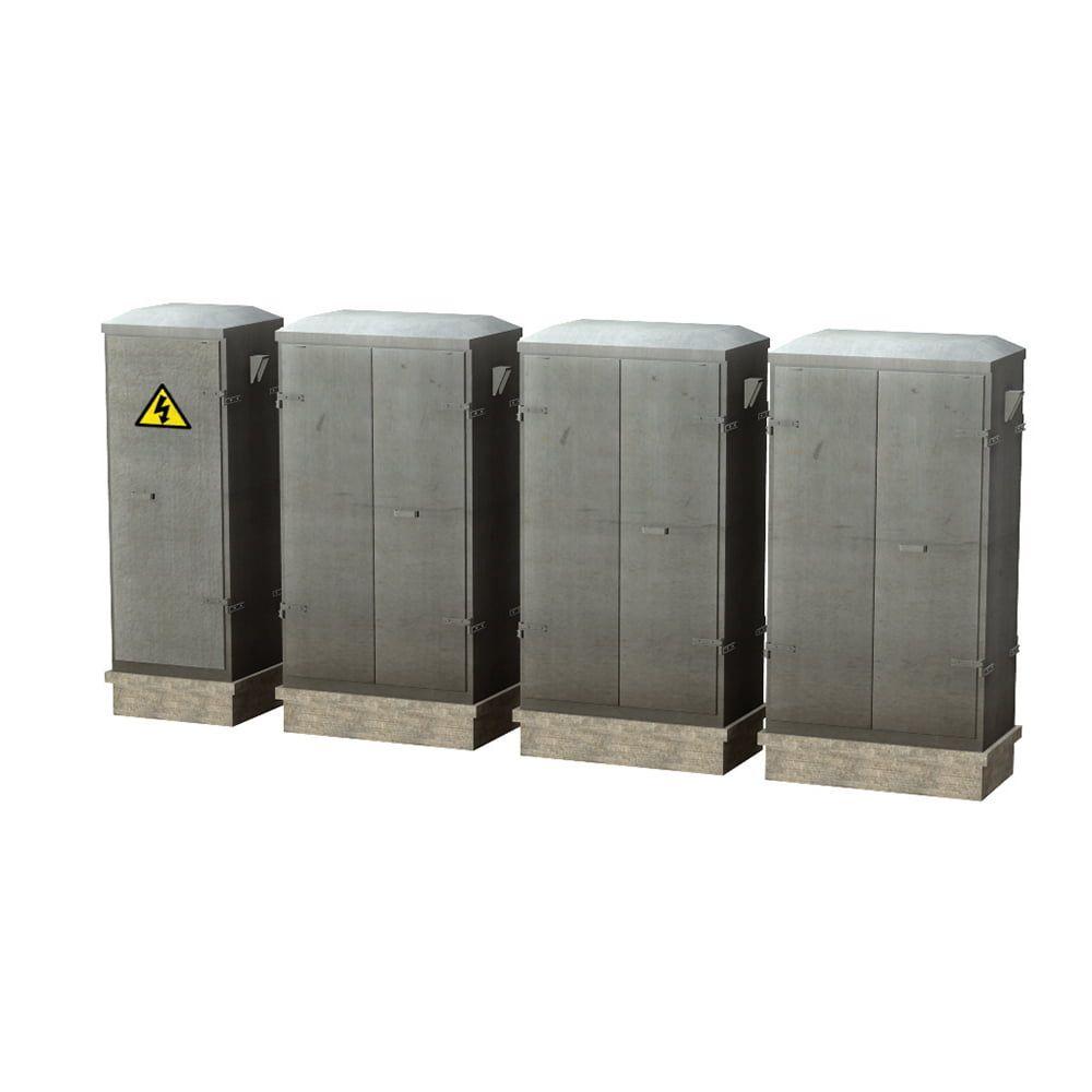 Branchline  Lineside Cabinets 44-560
