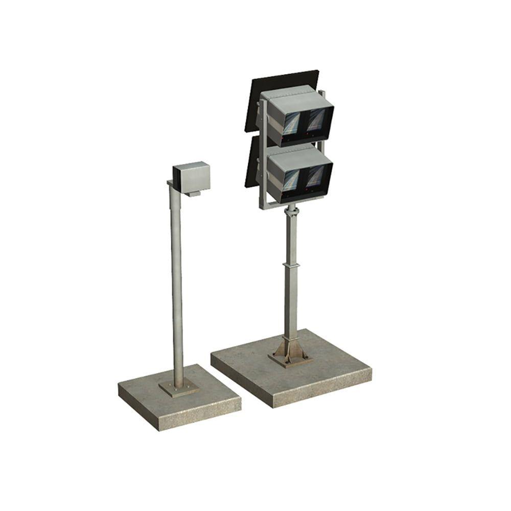Branchline  Platform Monitors and Cameras 44-573