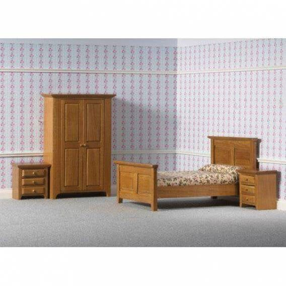 Country Bedroom Set 4 Pieces