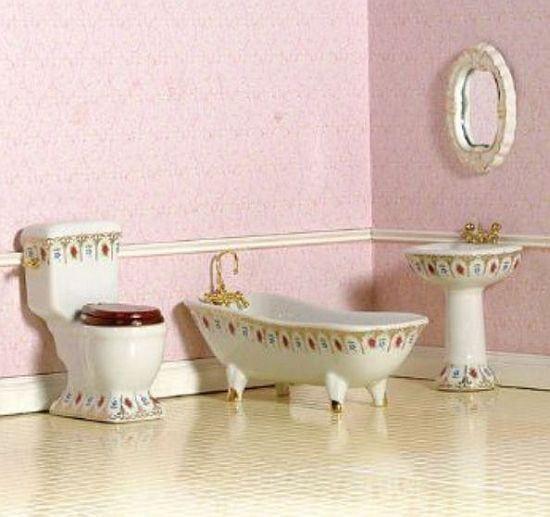 Luxury Victorian Bathroom Suite