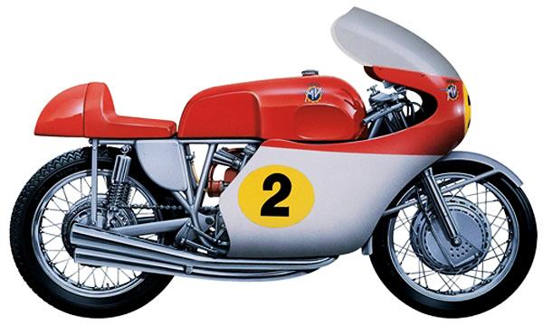 Italeri MV Agusta 500 cc 4 Cylinders 1964 Plastic Model Kit