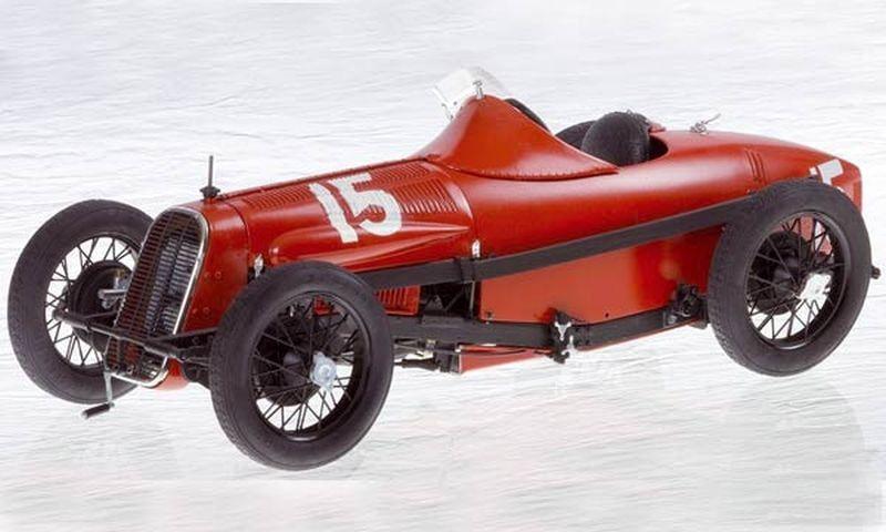 Italeri Fiat 806 1927 Grand Prix