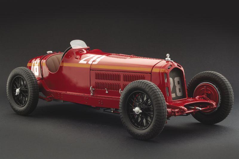 Italeri Alfa Romeo Monza 1/12th Scale Plastic Kit