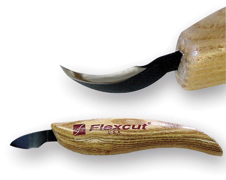 Flexcut KN26 Hook Knife