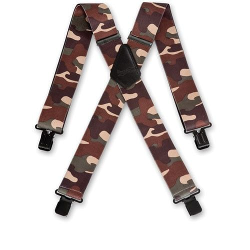 Brimarc Camouflage Braces - Desert Camouflage Braces
