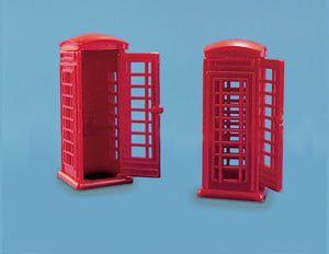 Peco Telephone Kiosks