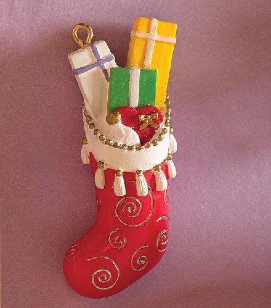 Filled Christmas Stockings