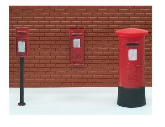 Peco Post Boxes