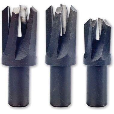 Veritas Tapered Snug Plug Cutters