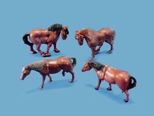 Peco Horses & Ponies