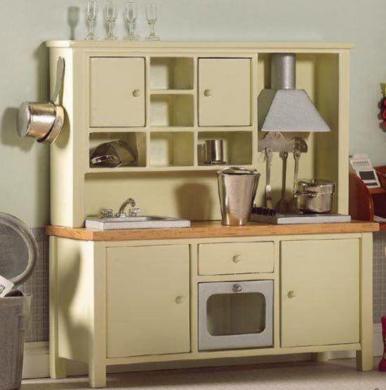 Cream All-in-one Kitchen System