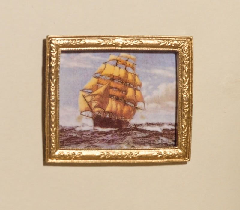 12th Scale Spanish Galleon Picture