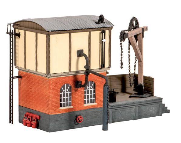 Peco Locomotive Sevicing Depot