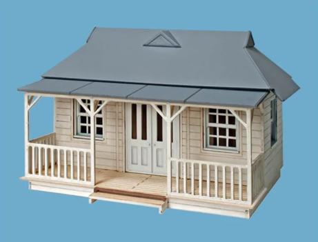 Peco Cricket Pavilion