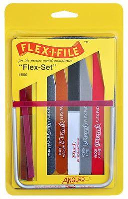 Flex-i-File Flex set Complete Finishing Kit