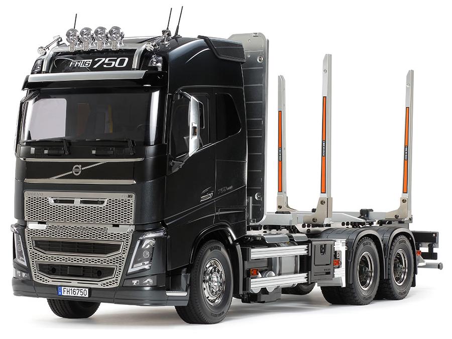 Tamiya Volvo Globetrotter Timber Truck Kit