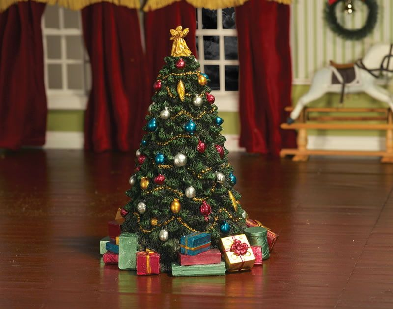 Decorated Christmas Tree 175mm
