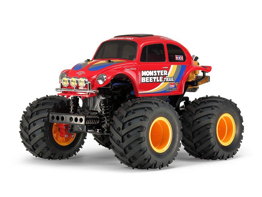 Tamiya Monster Beetle Trail RC Car Kit