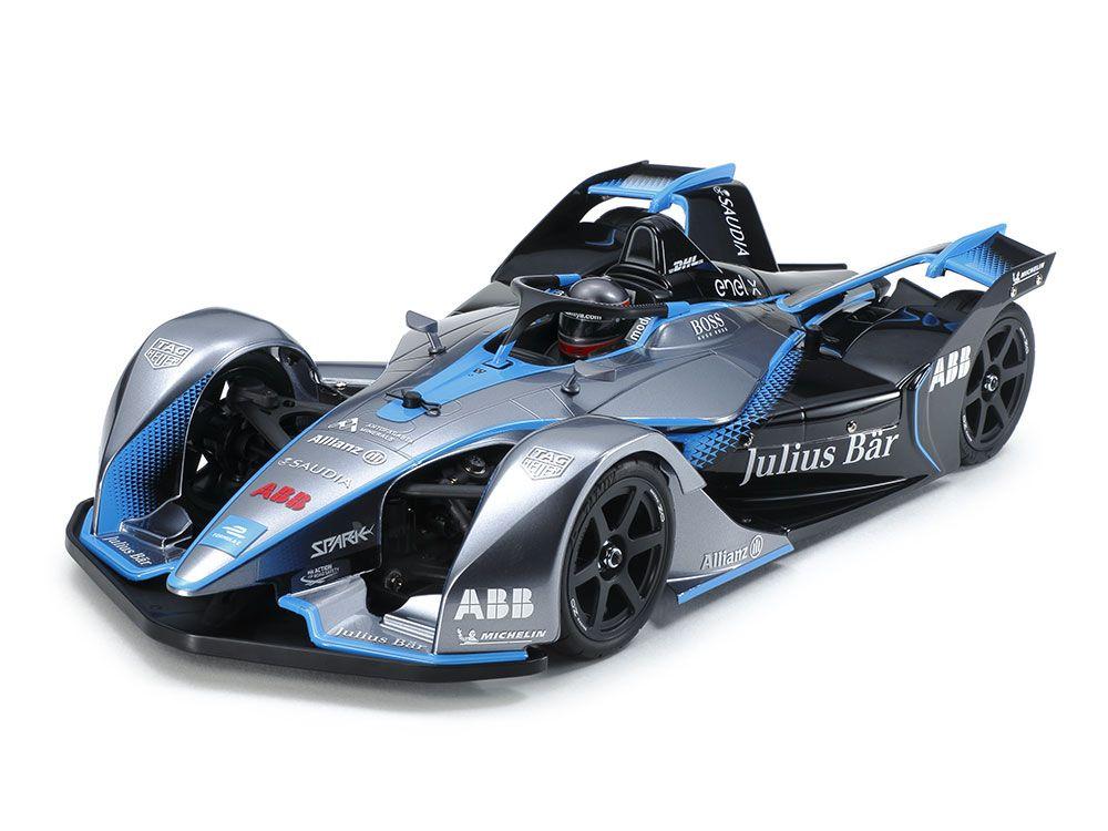 Tamiya Formula E GEN2 RC Car Kit