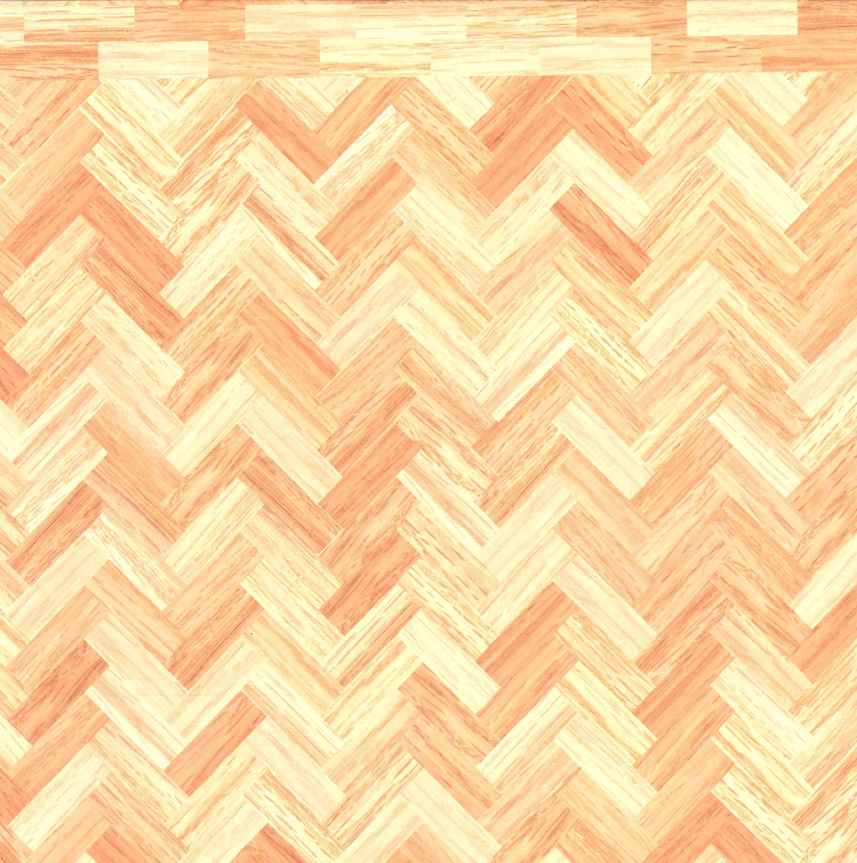 Polished Parquet Flooring Paper