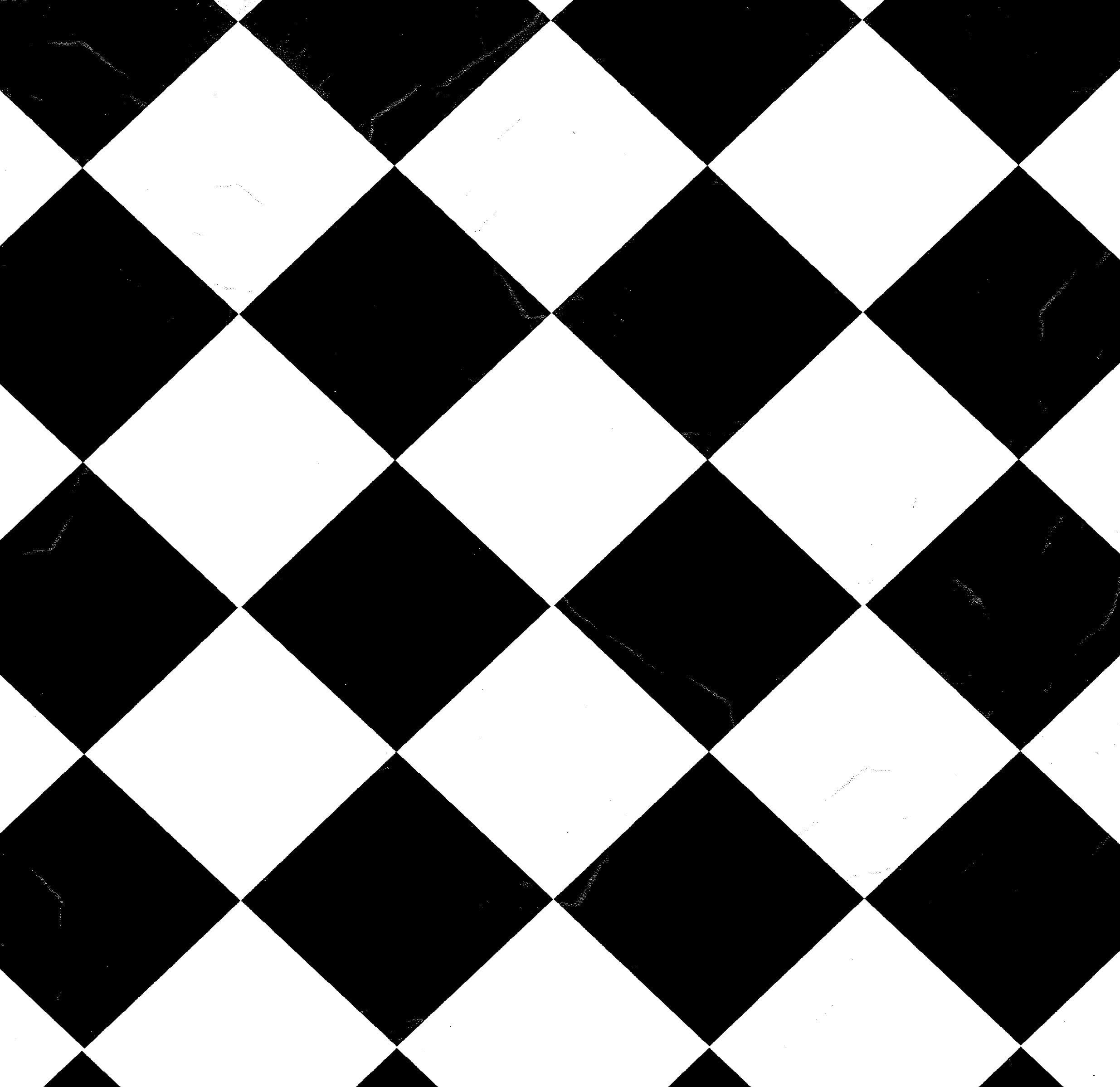 Black and White Marble Tile Paper