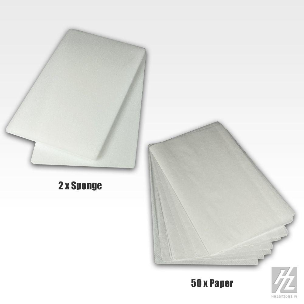 HobbyZone Wet Palette - Refill Kit