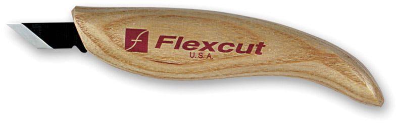 Flexcut KN11 Skew Knife