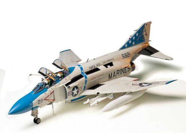 Tamiya - 1/32 McDonnell F-4 J Phantom II