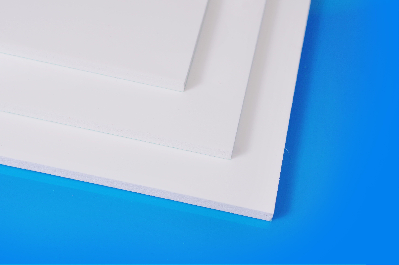 PVC White Foam Sheet