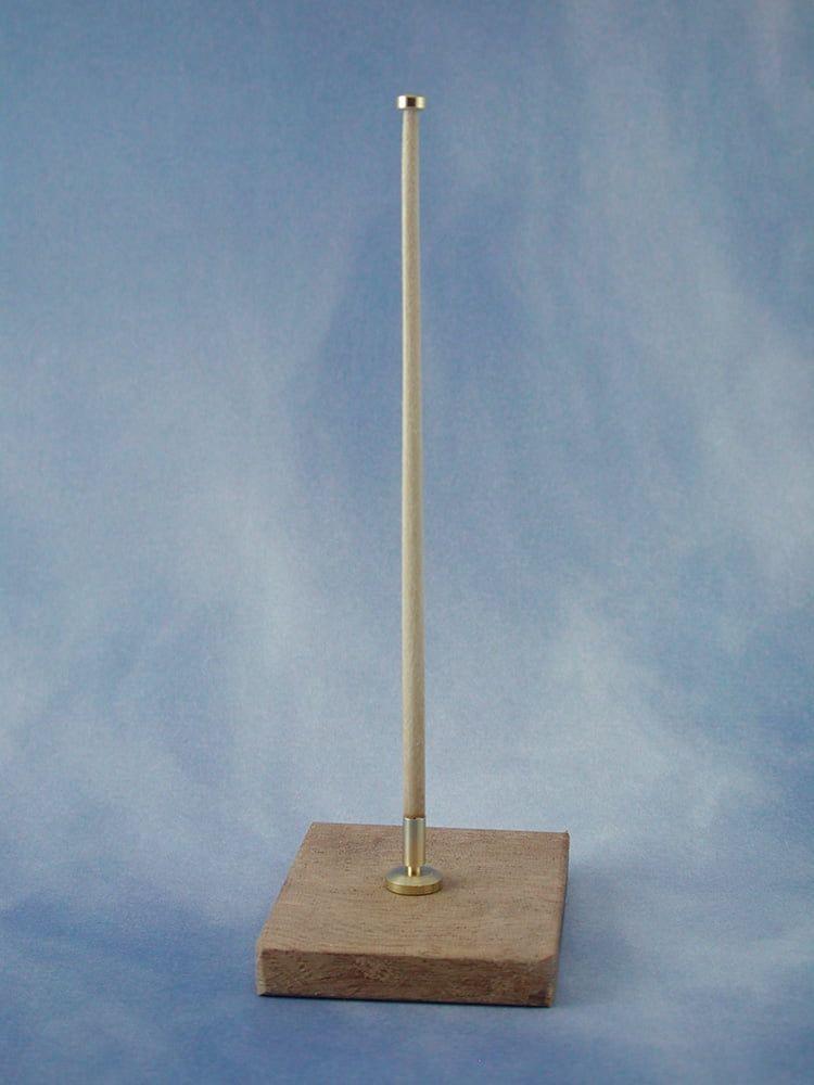 Caldercraft Vertical Wood Flagstaff