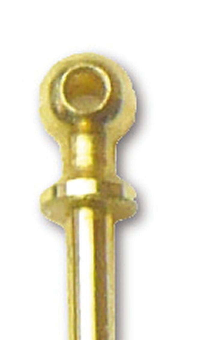 Brass Grab Rail Stanchions 3mm