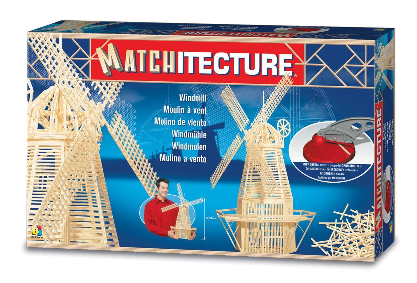 Matchitecture Windmill Kit