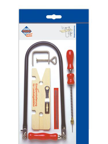 Fretwork Kit with Fretwork Drill