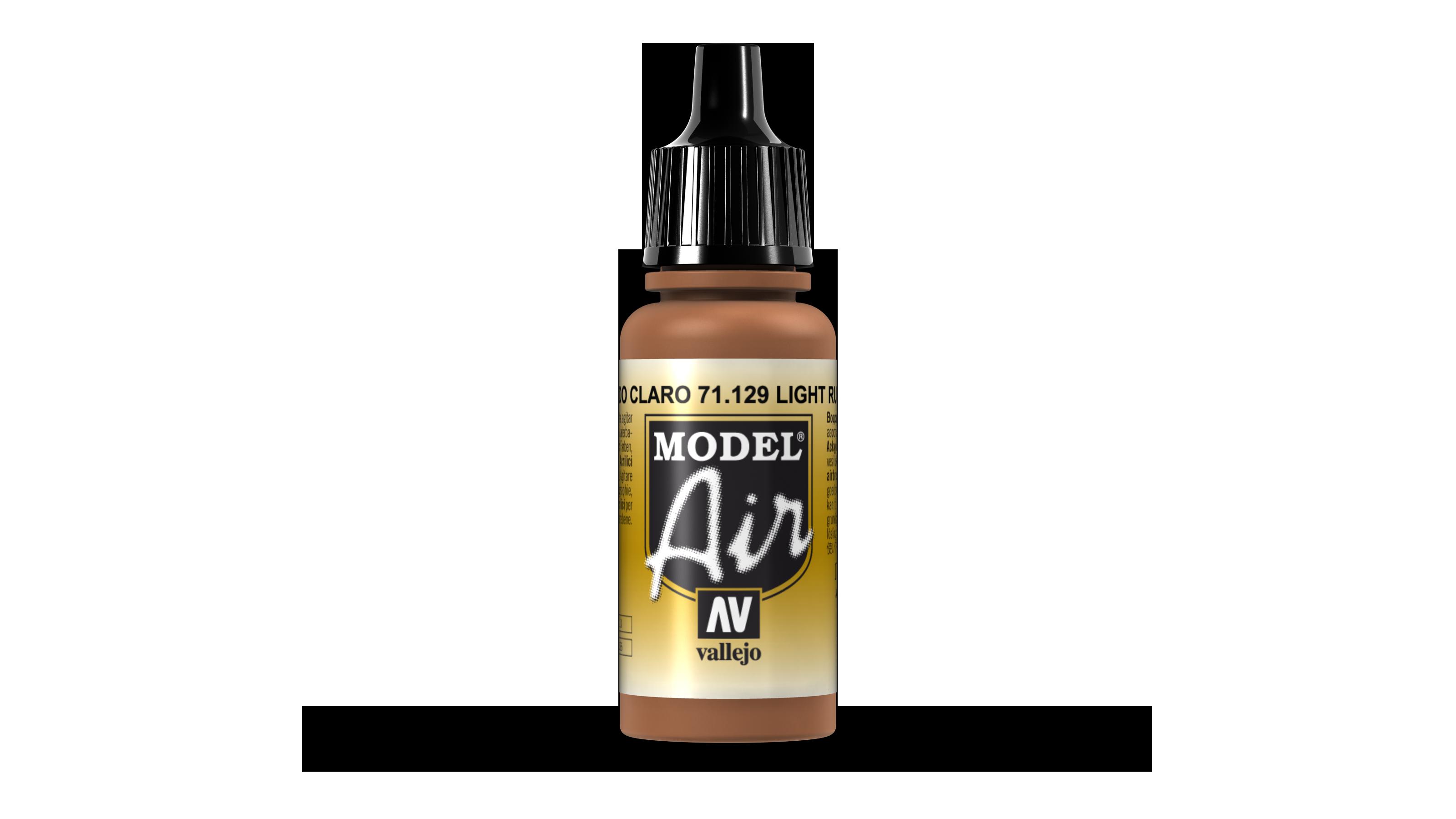Model Air Light Rust 17ml