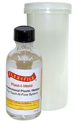 Flex-i-File Plast-i-Weld