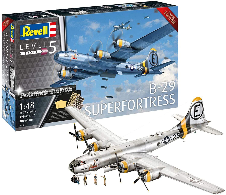 Revell B-29 Super Fortress (Platinum Edition)