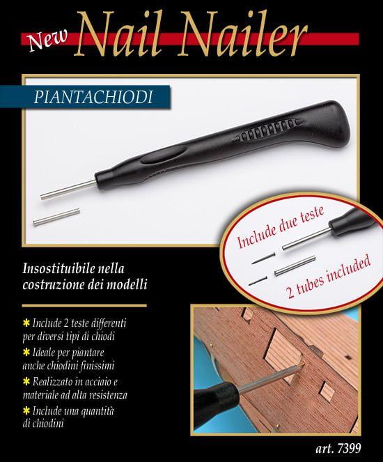 Amati Pin Pusher Dual Tube Deluxe