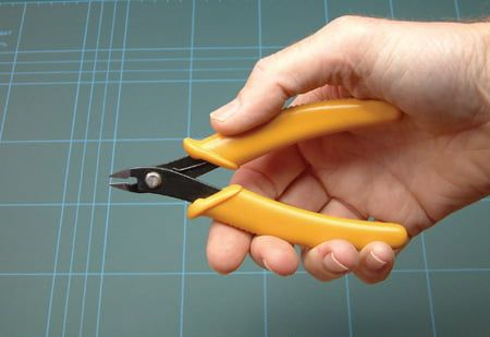 """Expo Easy Grip 5"""" Side Cutter"""