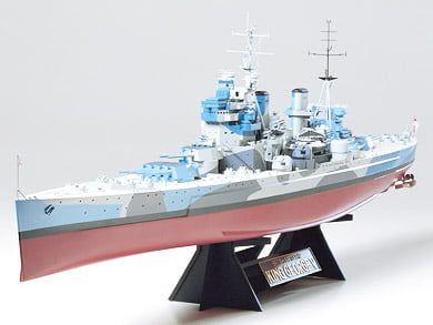 Tamiya HMS King George V Plastic Ship Kit