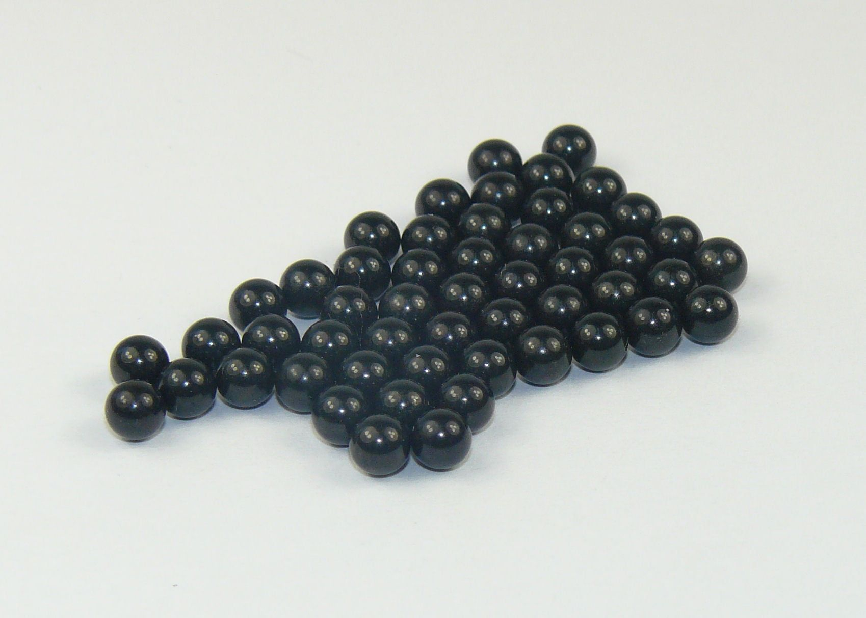 Caldercraft Black Steel Cannon Balls Pack of 50