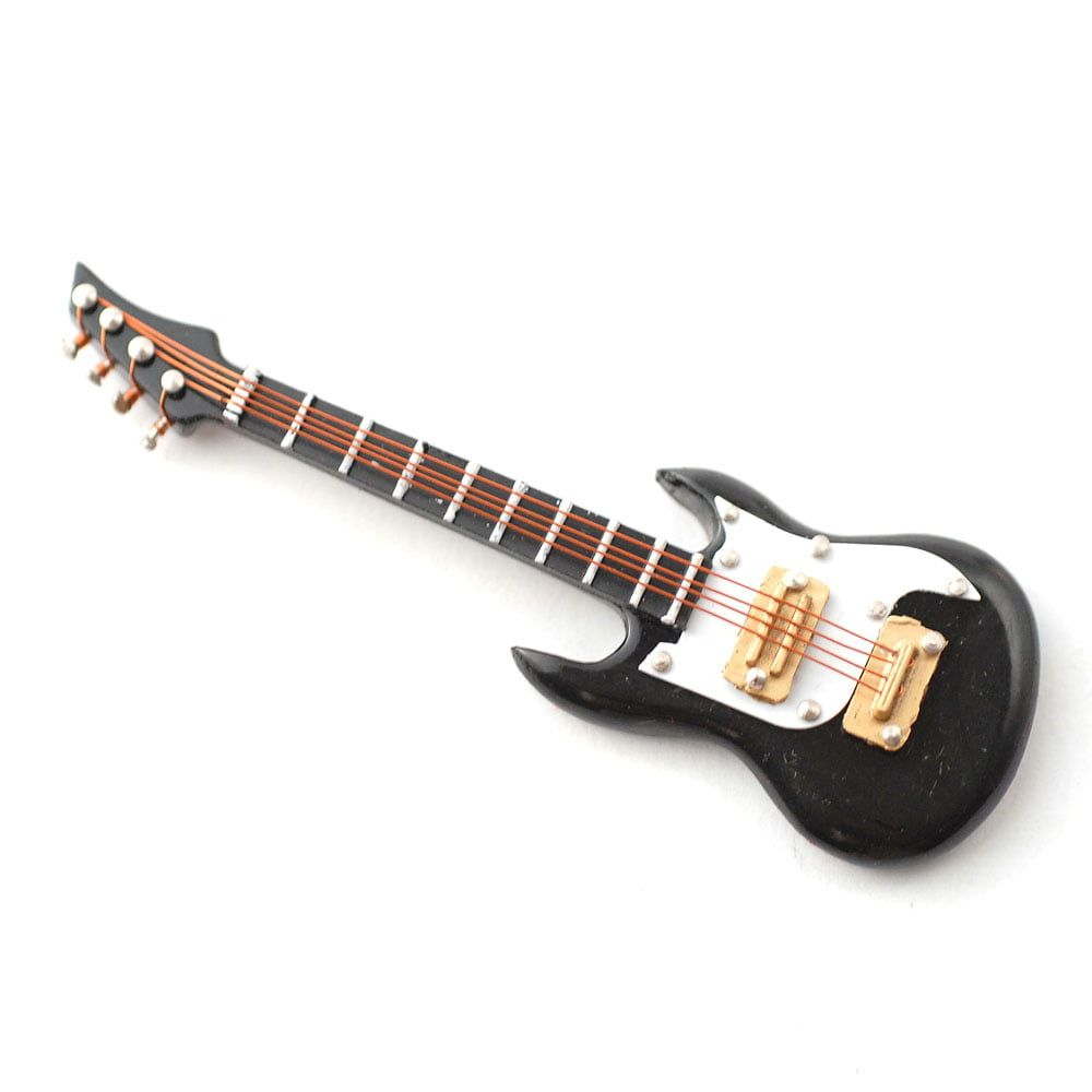 Black Ibenez Electric Guitar