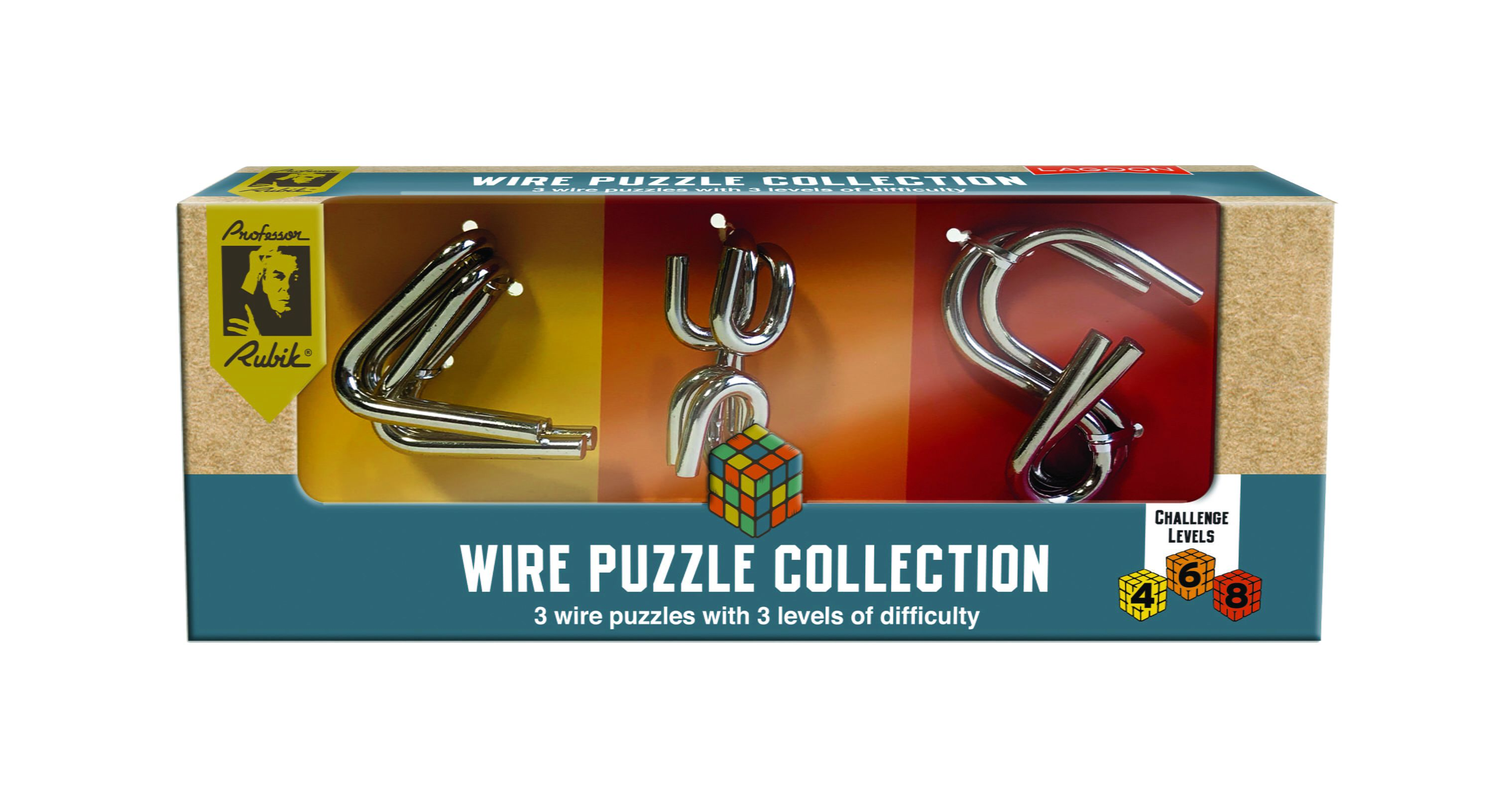 Rubik Wire Puzzle Collection